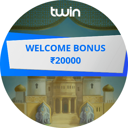 twin casino bonus india