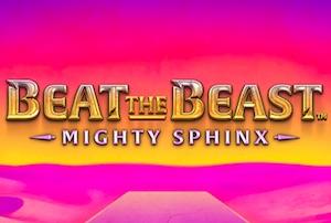 Beat The Beast: Mighty Sphinx slot